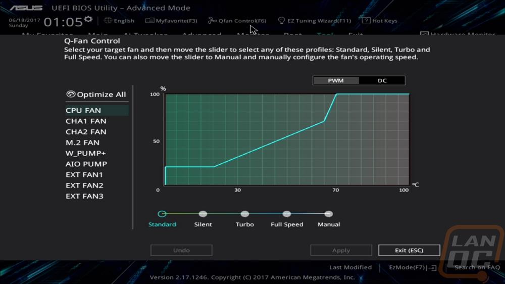 Asus Uefi Bios Utility Advanced Mode Stuck