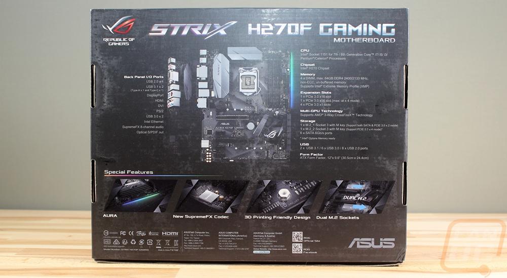 Asus Strix H270F Gaming - LanOC Reviews