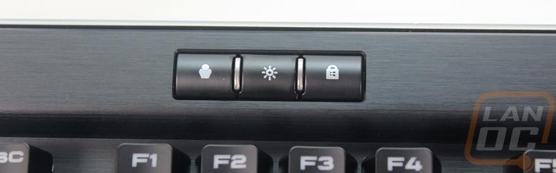 Corsair K95 RGB Platinum - LanOC Reviews
