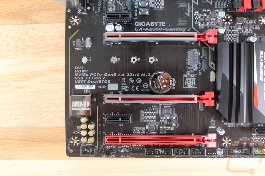 Gigabyte AB350 Gaming 3 - LanOC Reviews