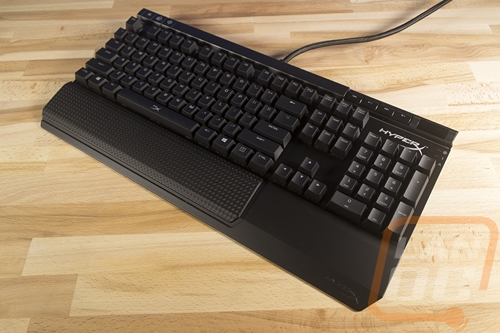 HyperX Alloy Elite Mechanical Keyboard