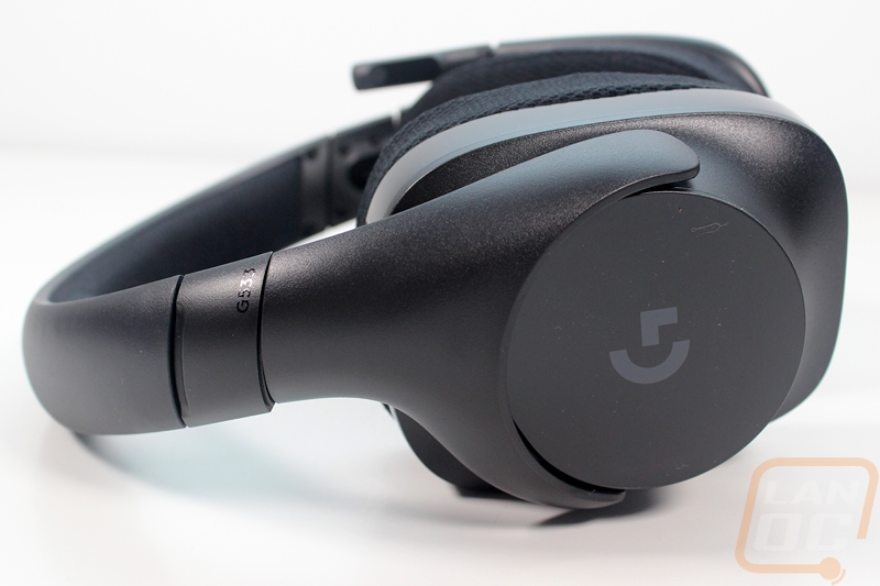Logitech G533 Wireless Headset - LanOC Reviews