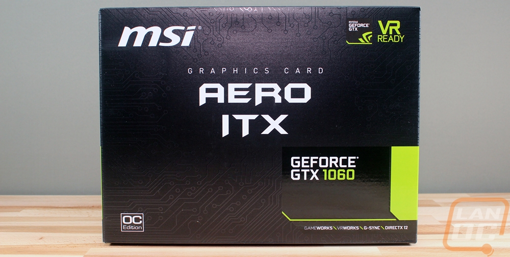 MSI GTX 1060 Aero ITX 6G OC - LanOC Reviews