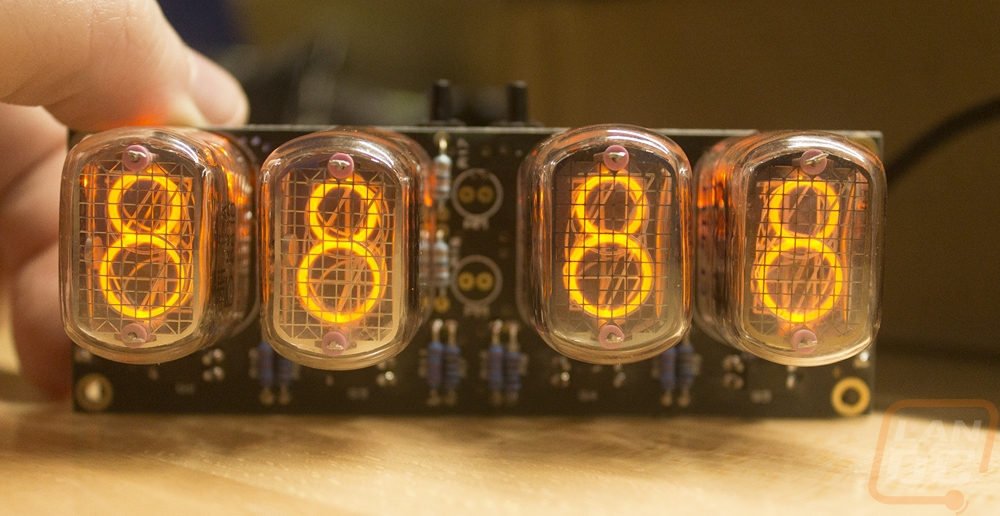 Building and 3d printing a Nixie FunKlock - LanOC Reviews