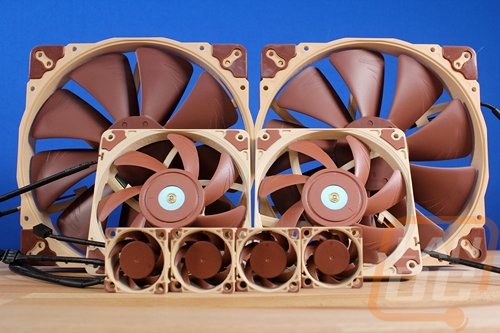 Noctua A-Series Fans and Accessories