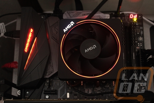 Ryzen Stock Coolers
