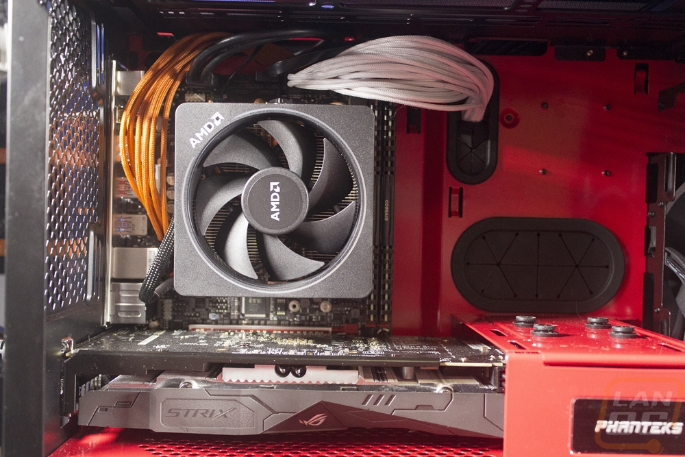 Ryzen ITX Cooler Roundup - LanOC Reviews