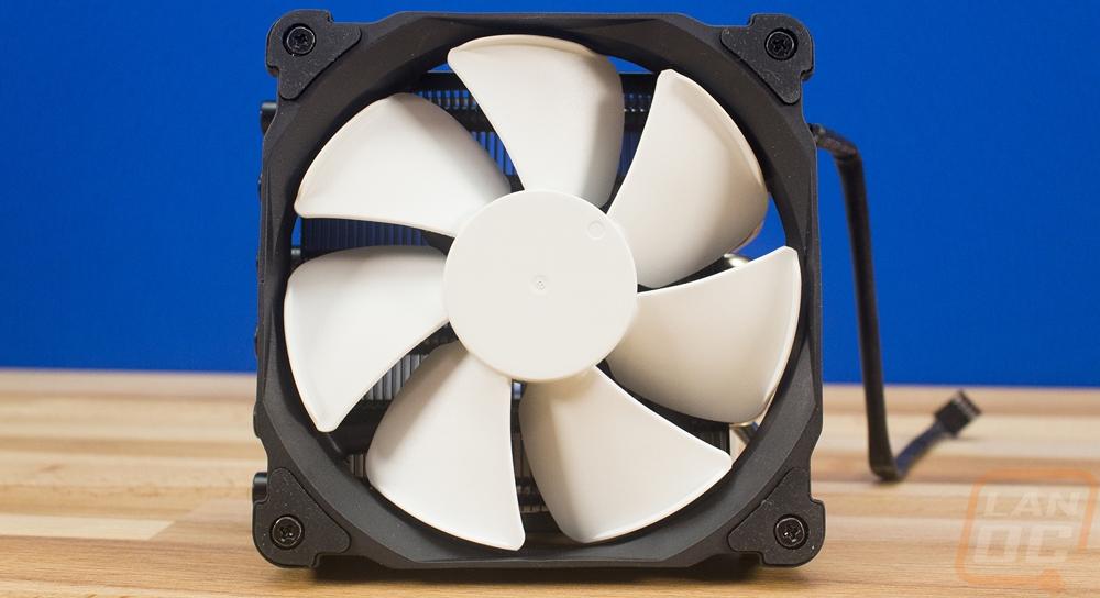 ryzen itx cooler roundup lanoc reviewsFan Starts To Rotate At 40 C On The Heatsink #11