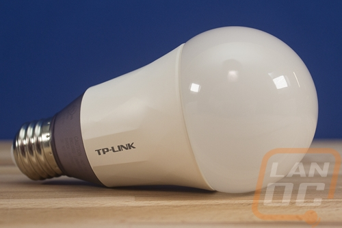 TP-Link LB130 WiFi LED Bulb with RGB