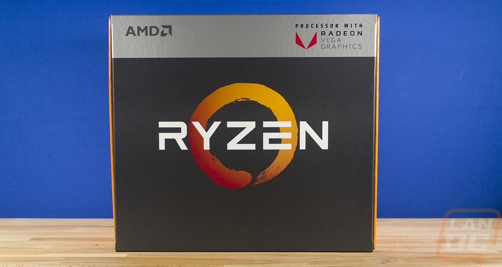 AMD Ryzen 5 2400G and Ryzen 3 2200G Raven Ridge - LanOC Reviews