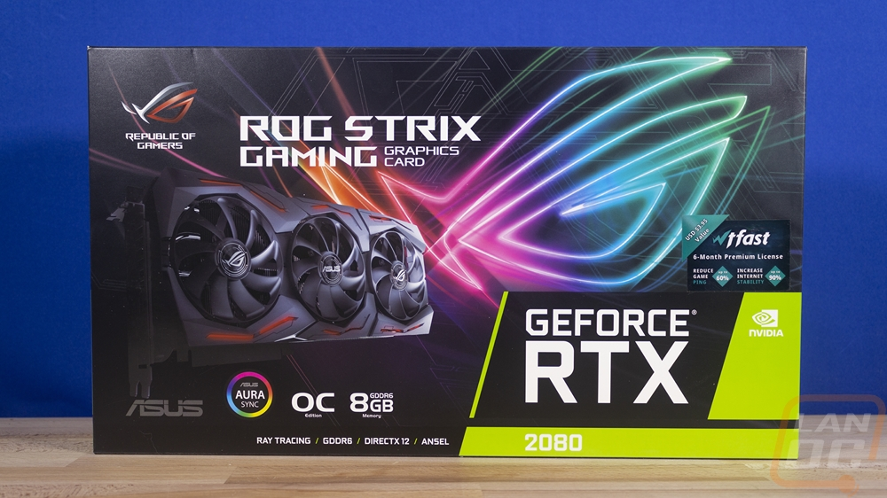 Asus ROG Strix RTX 2080 Overclocked - LanOC Reviews