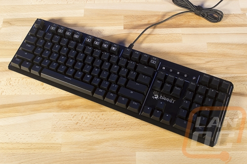 Bloody B975 Light Strike Optical Keyboard