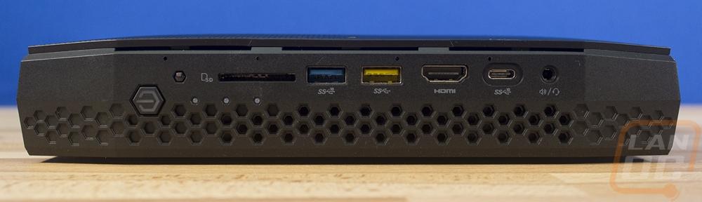 Intel Hades Canyon NUC8i7HVK - LanOC Reviews