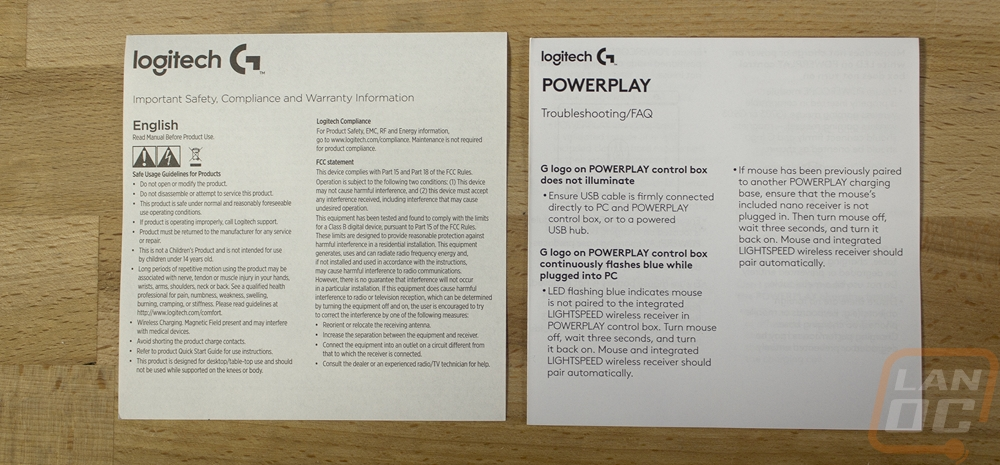 Logitech PowerPlay Wireless Charging - LanOC Reviews
