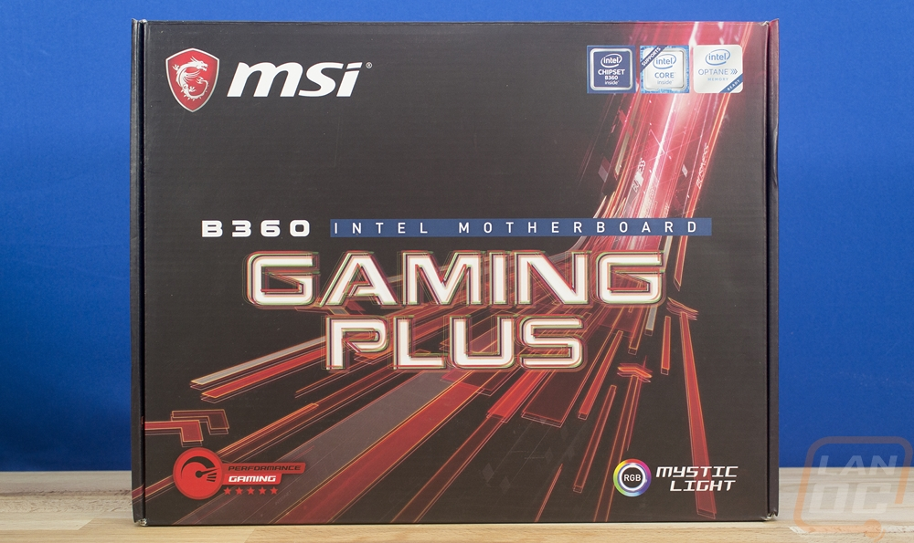 MSI B360 Gaming Plus - LanOC Reviews