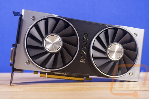 Nvidia RTX 2070 Founders Edition - LanOC Reviews