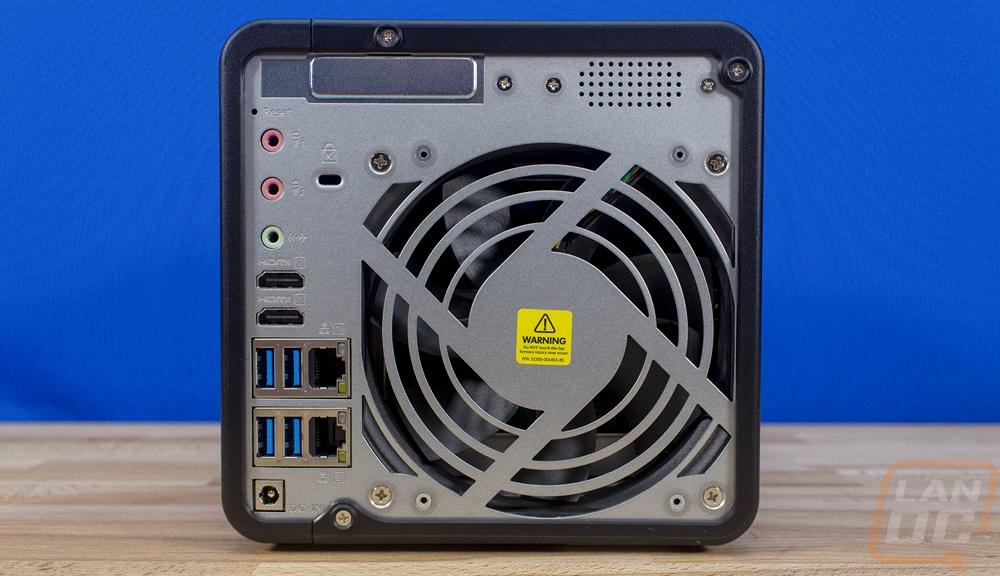 Qnap TS-453Be - LanOC Reviews