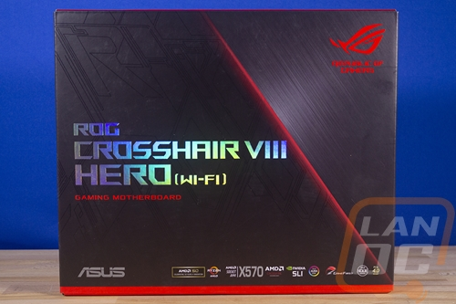 Asus ROG Crosshair VIII Hero WiFi