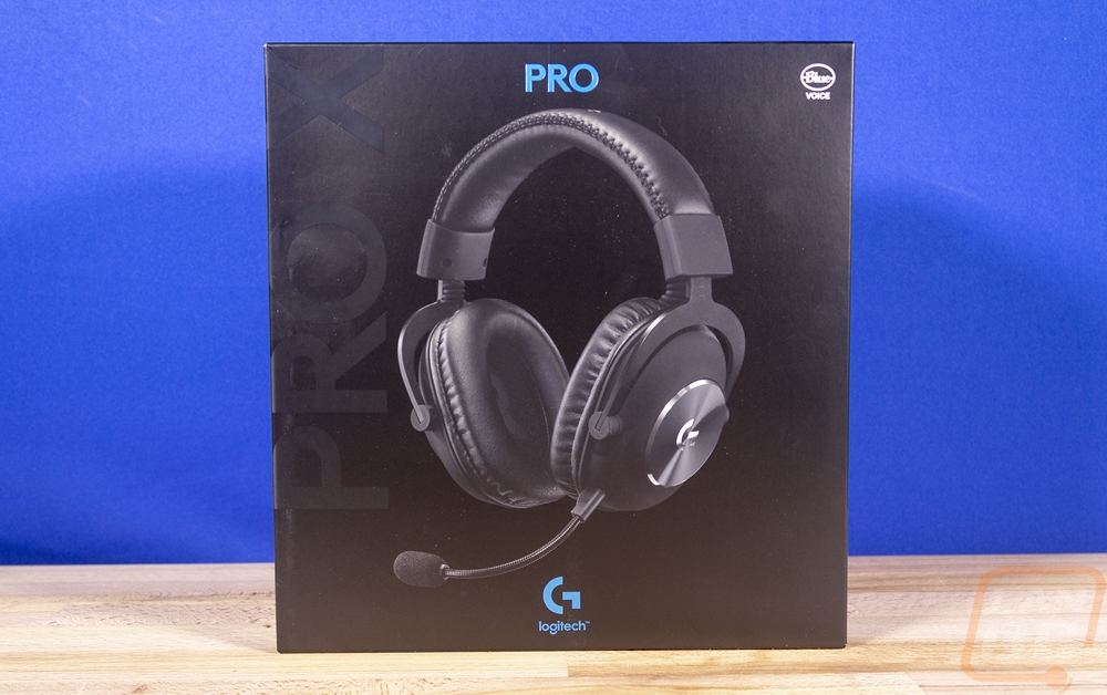 Logitech G Pro X Gaming Headset - LanOC Reviews
