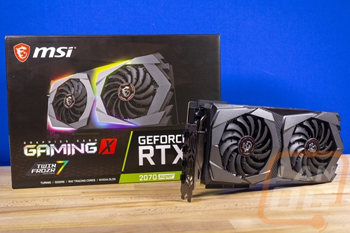 MSI RTX 2070 SUPER Gaming X