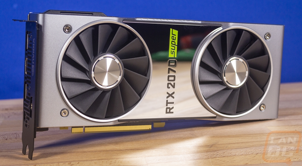 Nvidia RTX 2070 SUPER Founders Edition - LanOC Reviews