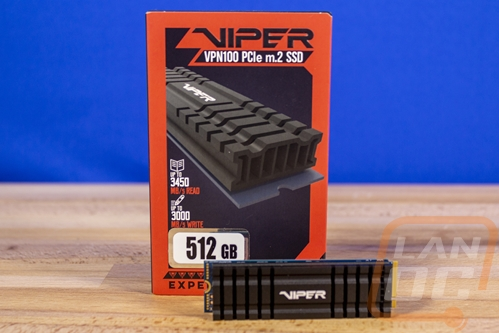 Viper Gaming VPN100 512GB