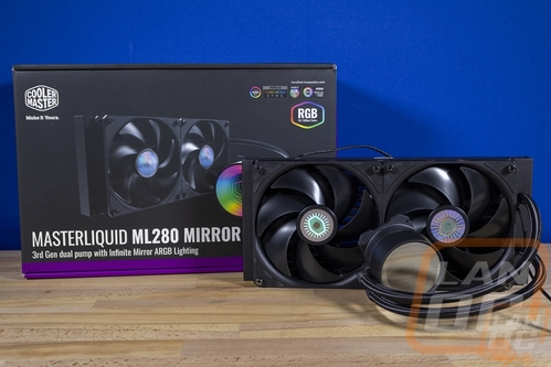 Cooler Master MasterLiquid ML280 Mirror