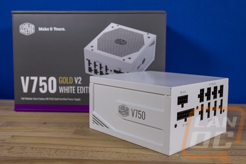 Cooler Master V750 Gold V2 White
