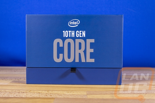 Intel Core i9-10900K and i5-10600K