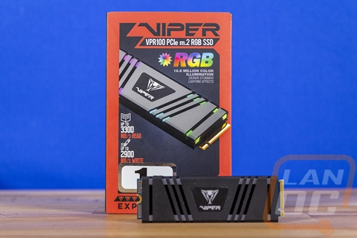 Patriot Viper VPR100 1TB