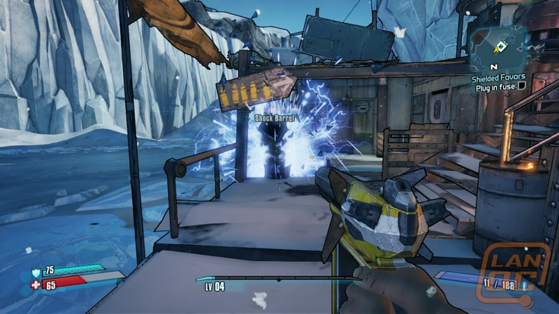 how to turn off physx borderlands 2