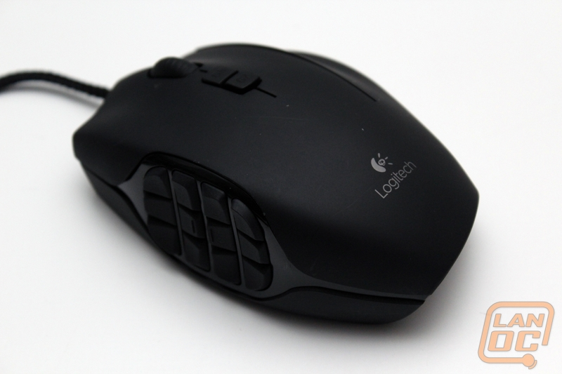 Logitech G600 - LanOC Reviews