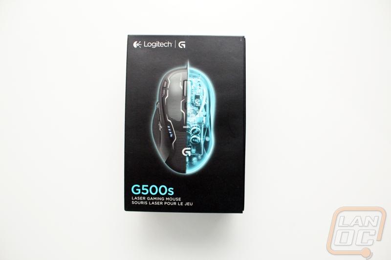 Logitech G500s - LanOC Reviews
