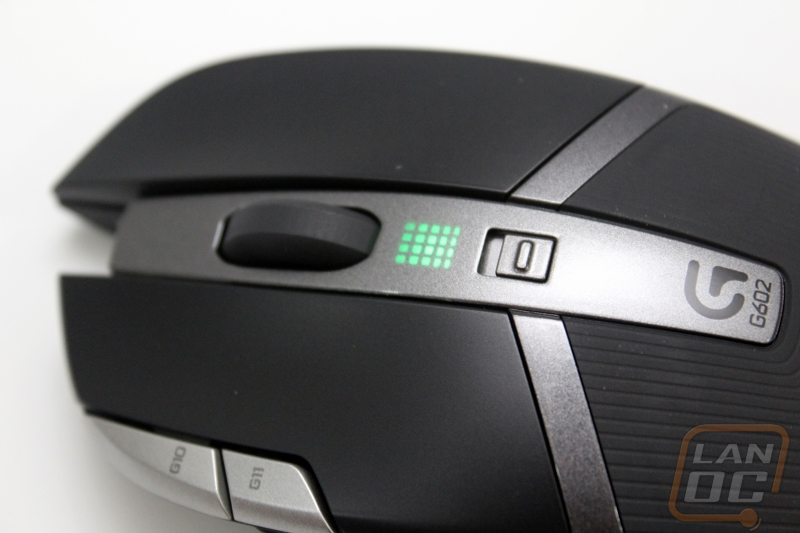Logitech G602 Wireless Gaming Mouse - LanOC Reviews