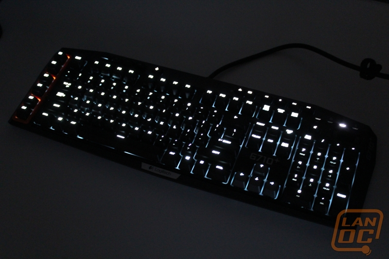 Logitech G710 Mechanical Gaming Keyboard Lanoc Reviews
