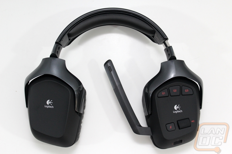 Logitech G930 Wireless Headset - LanOC Reviews