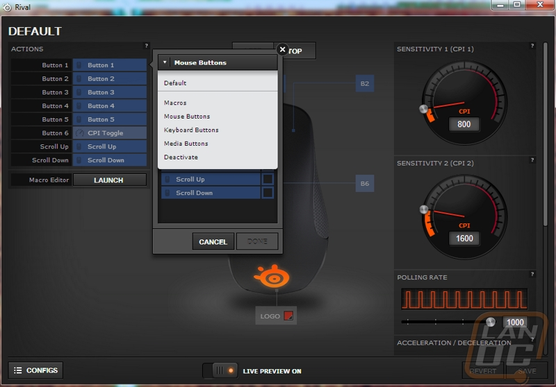 SteelSeries Rival - LanOC Reviews