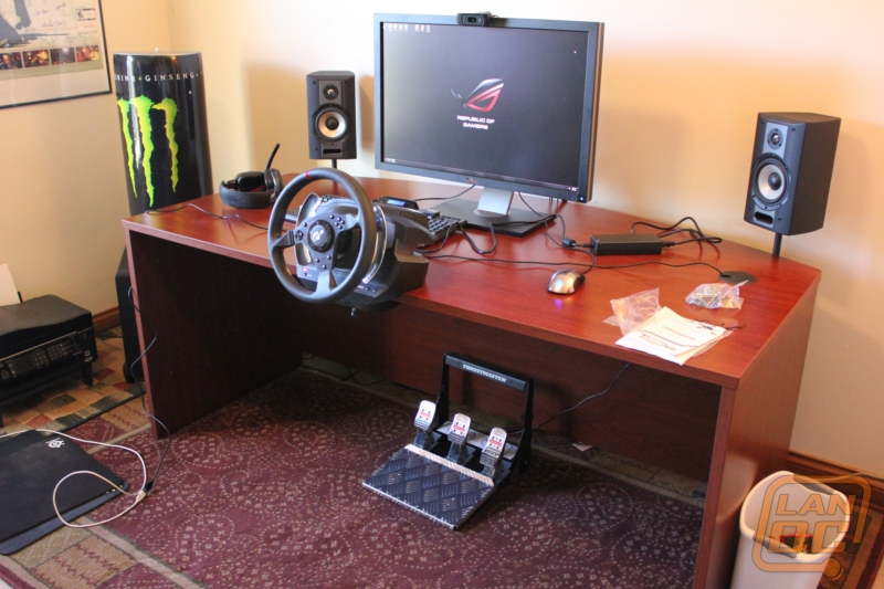 Thrustmaster T500RS - LanOC Reviews