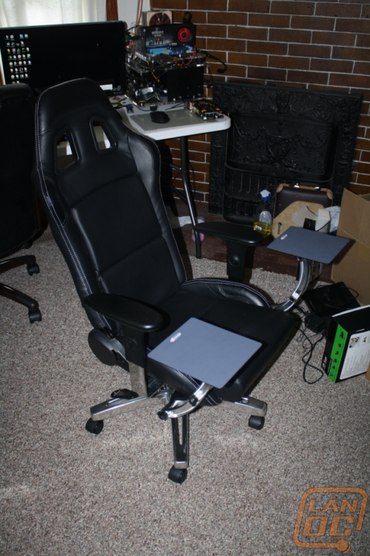 playseat office - elite - lanoc reviews