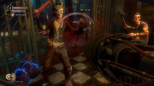 Bioshock Splicer Screenshot