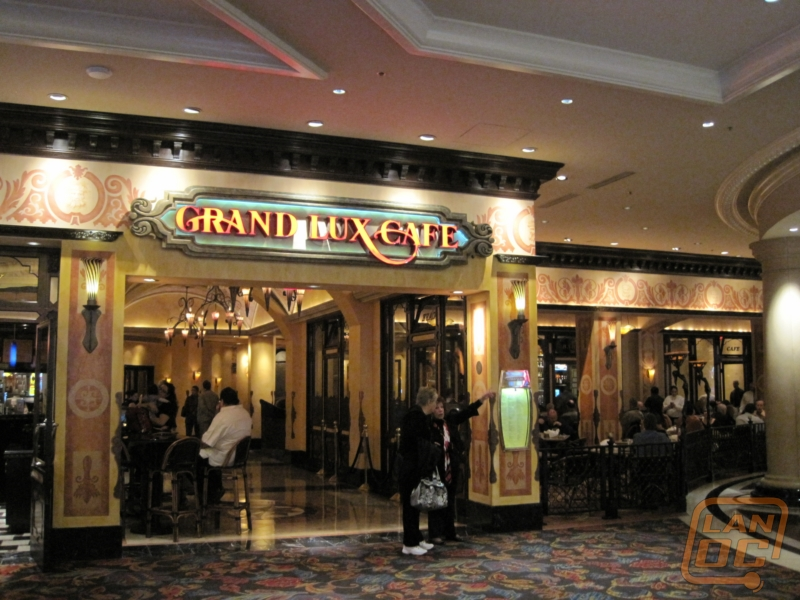 Sawgrass Grand Lux Cafe
