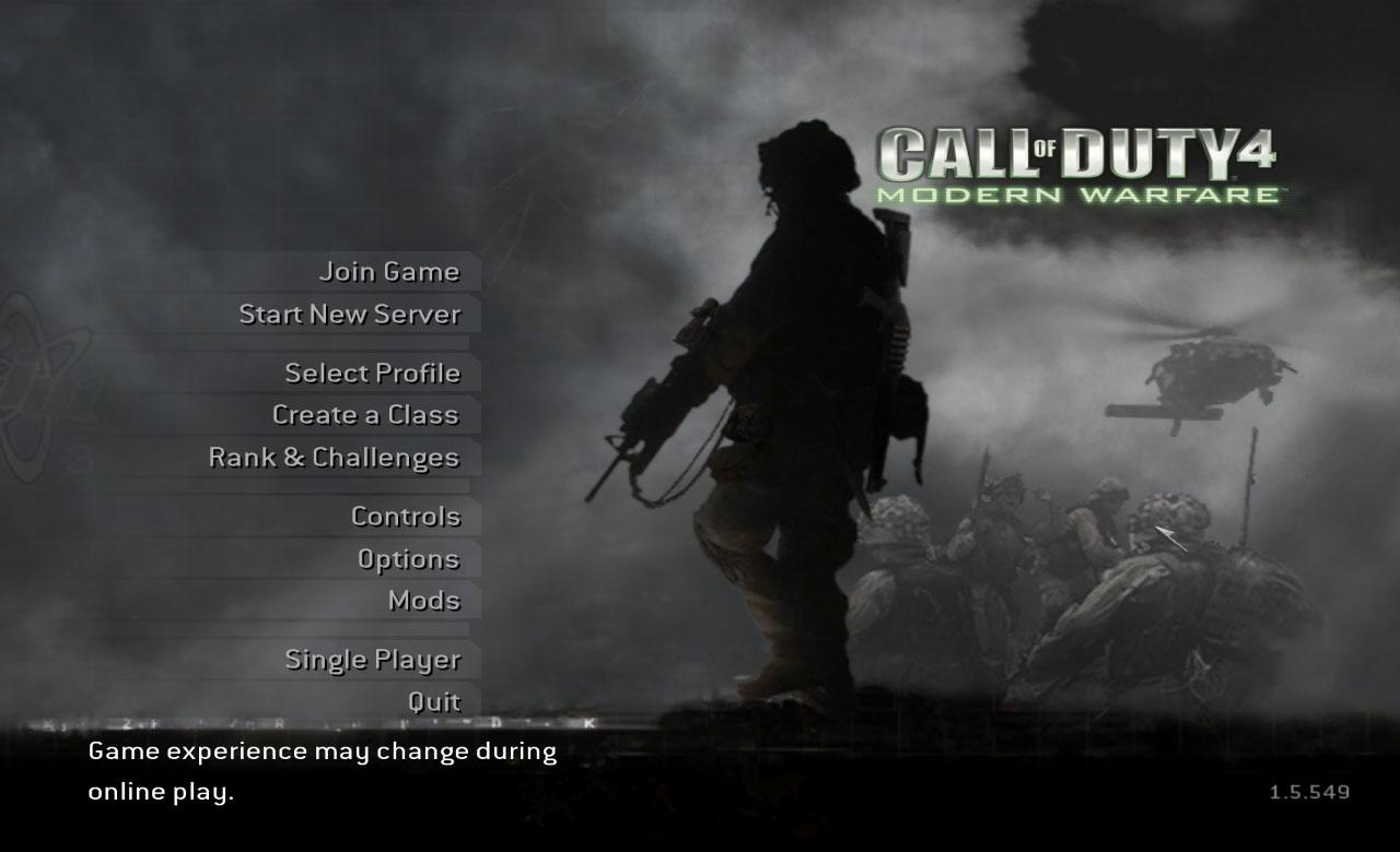 Call of Duty 4: Modern Warfare - PC - LanOC Reviews